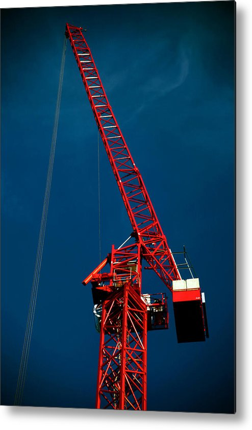 Metal Print featuring the photograph Look At Me Ma by Jez C Self