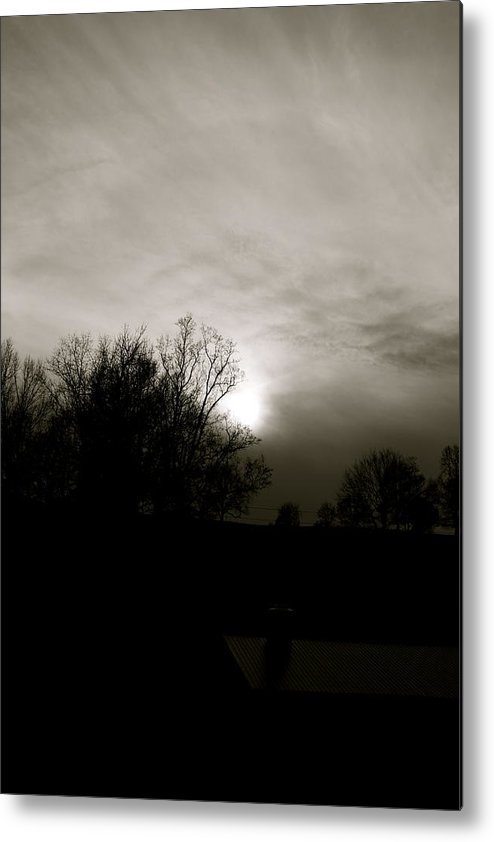 Sunset Metal Print featuring the photograph Sunset by Kume Bryant