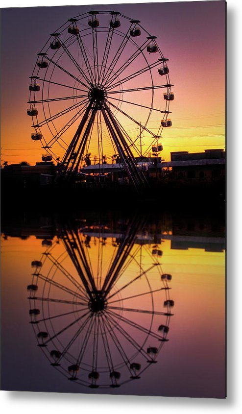 New Orleans Metal Print featuring the photograph The Big Easy by Pixel Perfect by Michael Moore