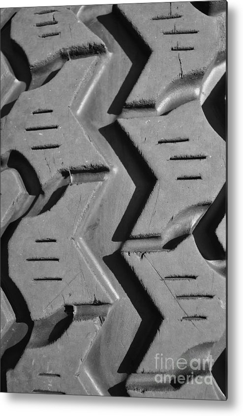 Jeep Metal Print featuring the photograph Tread Blox 2 by Luke Moore