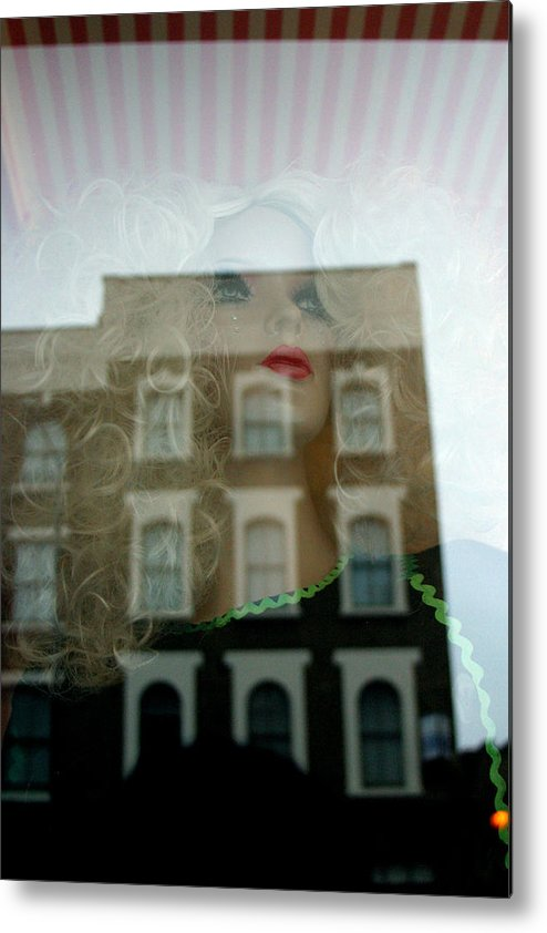 Jez C Self Metal Print featuring the photograph Housey Housey by Jez C Self