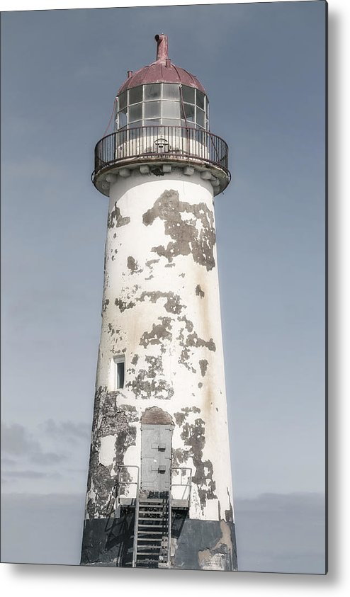 Water Metal Print featuring the photograph Lighthouse by Joana Kruse