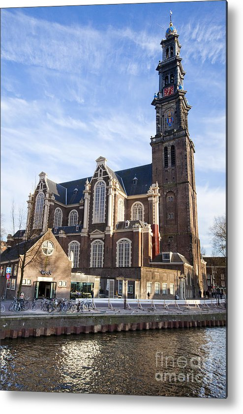Age Metal Print featuring the photograph Amsterdam by Andre Goncalves