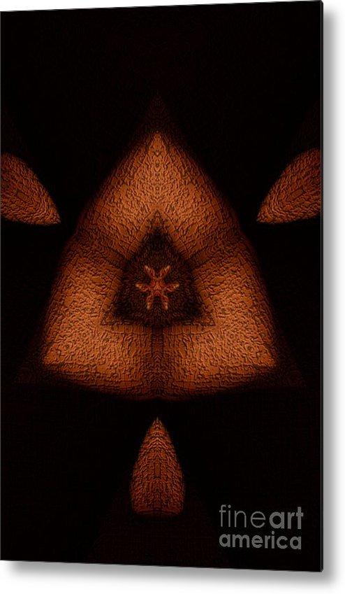 Eva Maria Nova Metal Print featuring the photograph A Verse Of Diverse Universes 4 by Eva Maria Nova