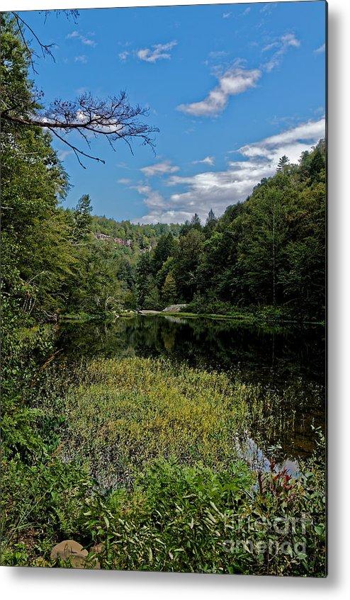 Clear Creek Metal Print featuring the photograph Beautiful Clear Creek by Paul Mashburn
