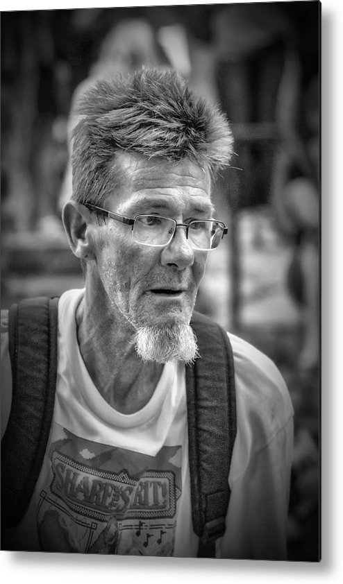 Become One Metal Print featuring the photograph Become One by John Haldane