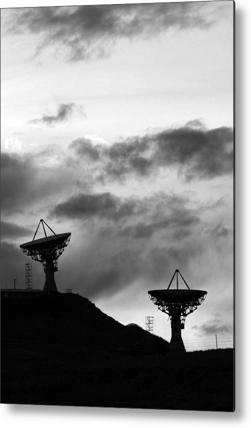 Antenna Metal Print featuring the photograph Communication by James BO Insogna