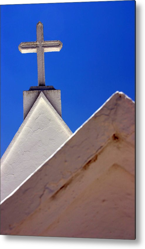 Photographer Metal Print featuring the photograph Crossed 2 by Jez C Self
