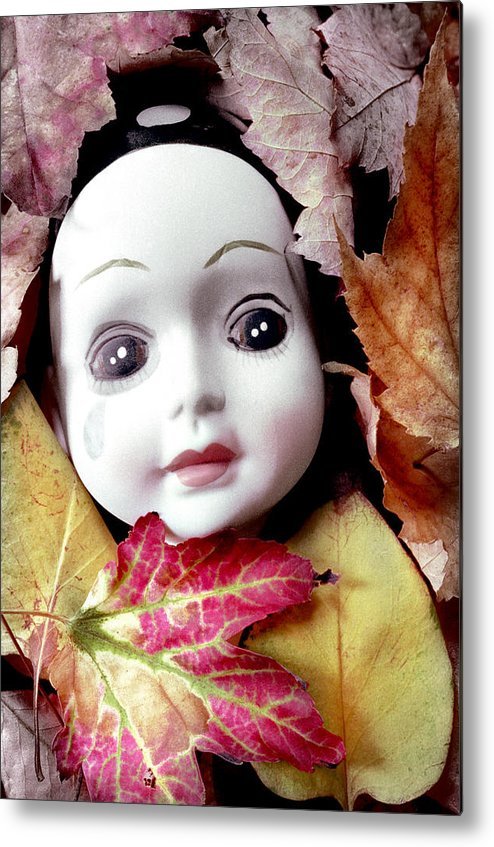 Doll Metal Print featuring the photograph Doll by Andre Giovina