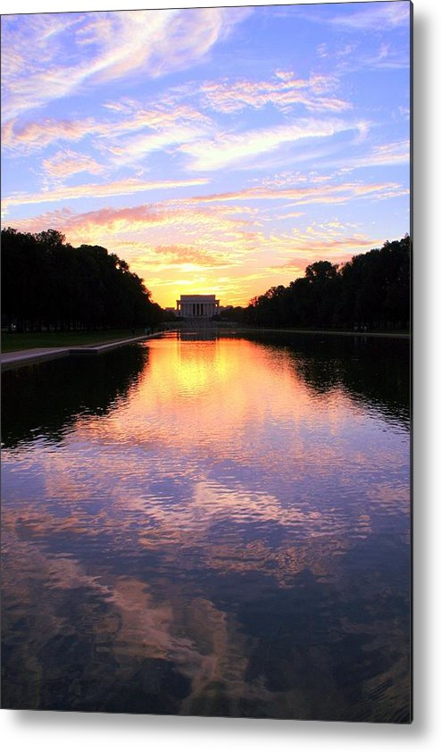 Washington D.c. Metal Print featuring the photograph Dream by Mitch Cat