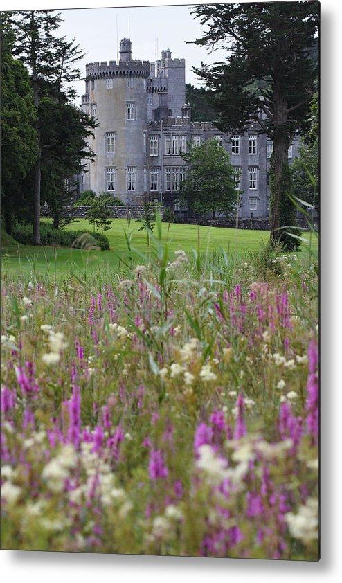 Dromoland Metal Print featuring the photograph Dromoland Castle Ireland by Pierre Leclerc Photography