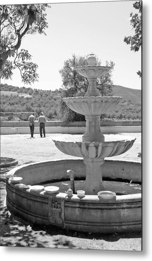 Photographer Metal Print featuring the photograph Fountain Of Youth by Jez C Self