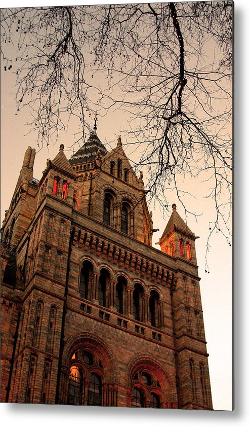 Jez C Self Metal Print featuring the photograph History Time by Jez C Self