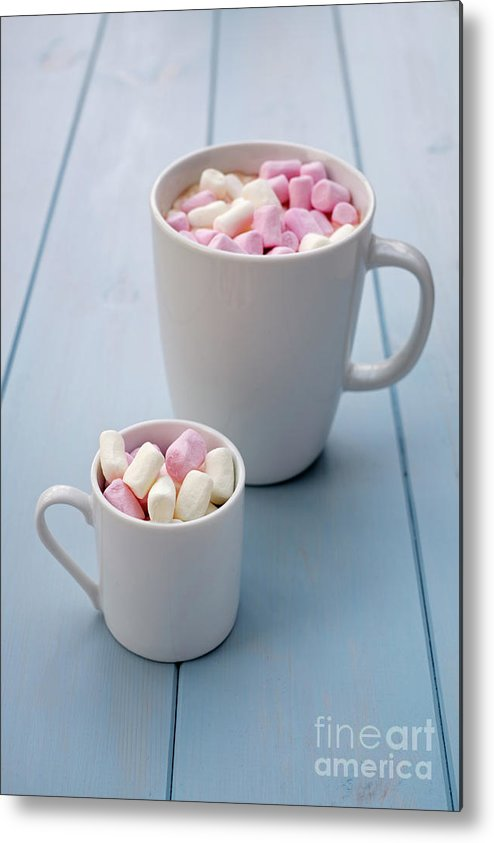 Hot Chocolate Metal Print featuring the photograph A Sweet Tooth by Benjamin Harte