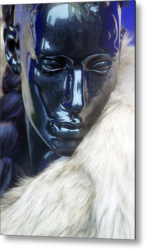 Jez C Self Metal Print featuring the photograph Ice Queen by Jez C Self