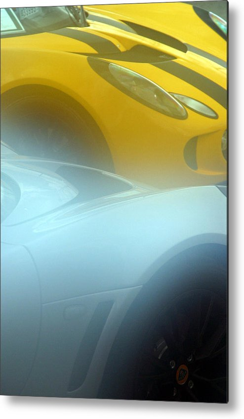 Photographer Metal Print featuring the photograph Lotus 10 by Jez C Self