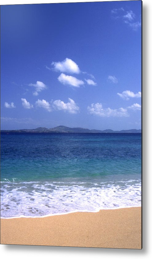 Okinawa Metal Print featuring the photograph Okinawa Beach 8 by Curtis J Neeley Jr