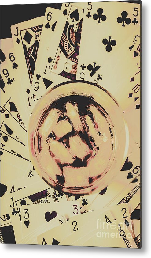 Casino Metal Print featuring the photograph The Wild West Casino by Jorgo Photography - Wall Art Gallery