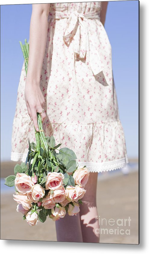 Flora Metal Print featuring the photograph Tide Of Romance by Jorgo Photography - Wall Art Gallery