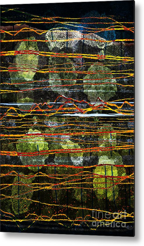 Westmorland Metal Print featuring the digital art Westmorland by Andy Mercer