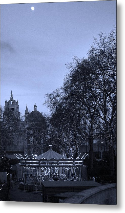 Jez C Self Metal Print featuring the photograph Ye Olde Fayre by Jez C Self