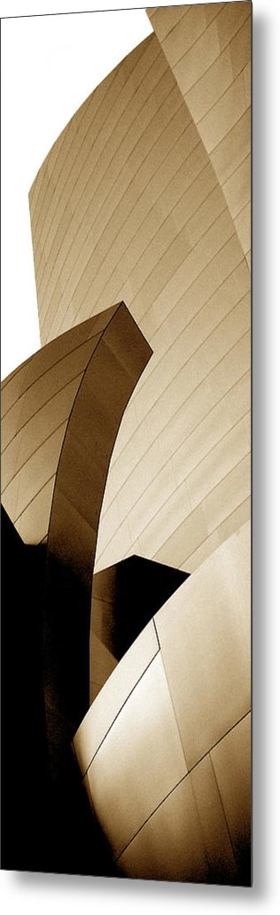 Architecture Metal Print featuring the photograph 08001 by Jeffrey Freund