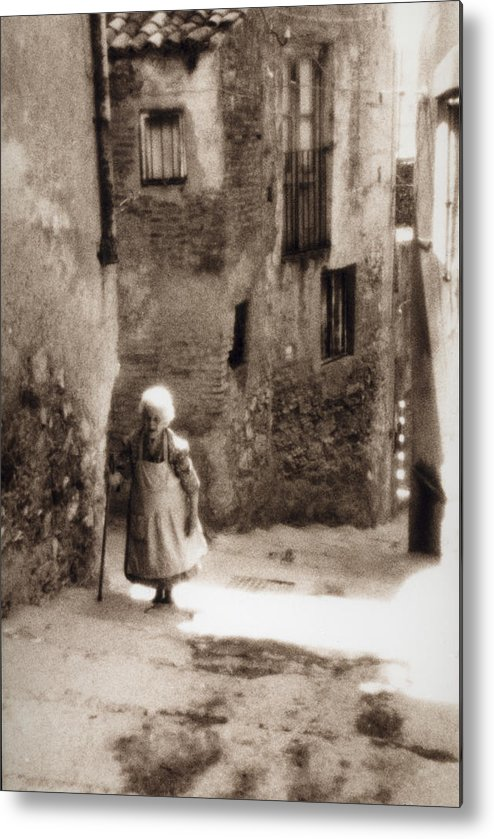 Sicily Metal Print featuring the photograph Memories From Motherland by Michele Mule