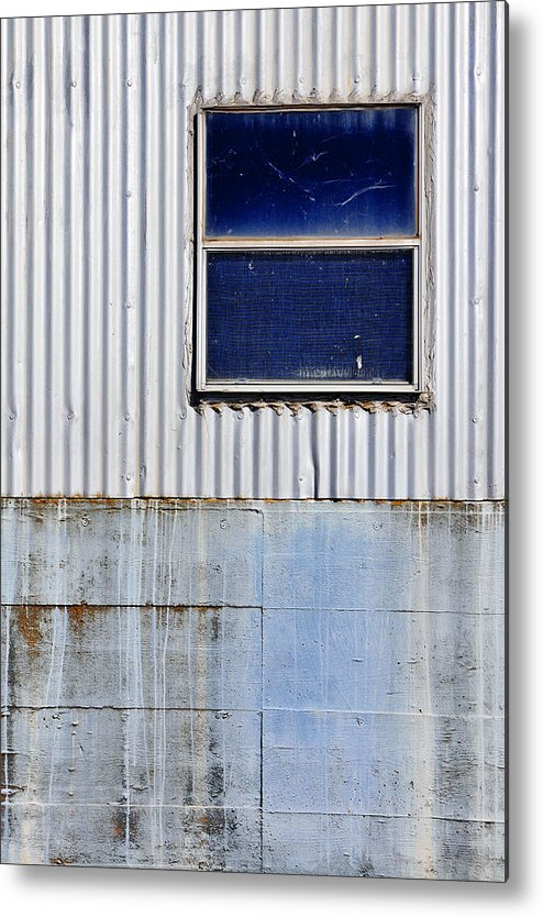 Skip Hunt Metal Print featuring the photograph Powder Blu by Skip Hunt