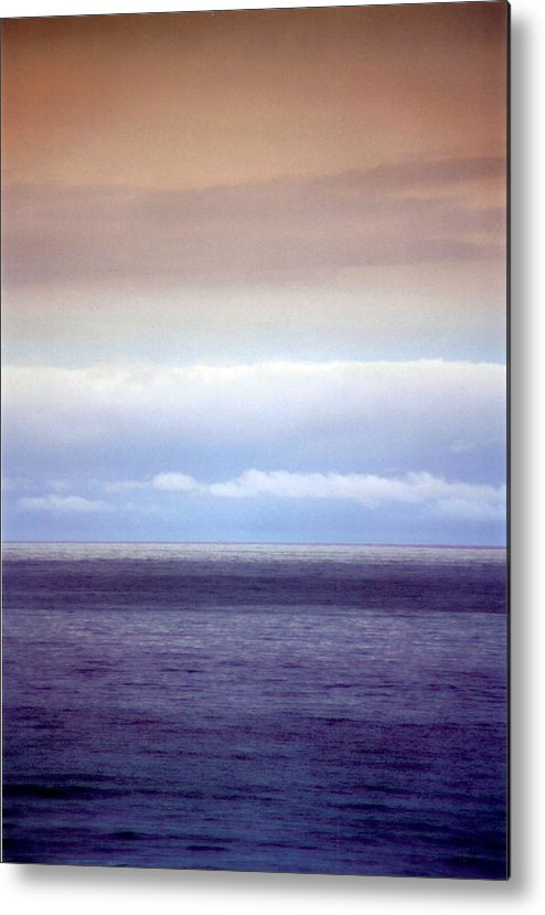 Landscape Metal Print featuring the photograph Vertical Number 10 by Sandra Gottlieb