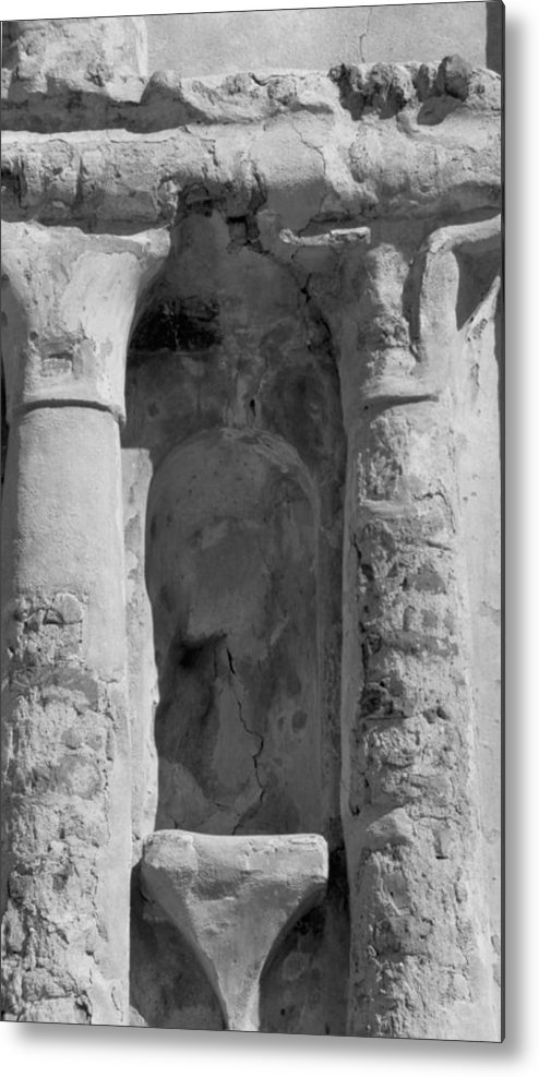 Niche Metal Print featuring the photograph Niche by Kathy McClure