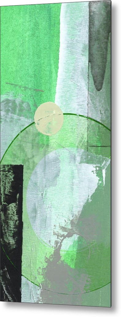 Abstract Metal Print featuring the painting Rcnpaintings.com by Chris N Rohrbach