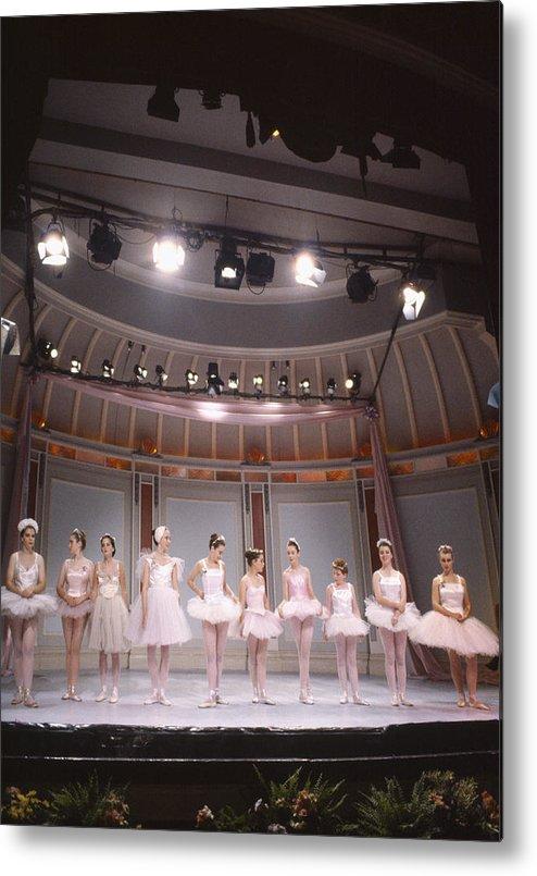 Ballet Metal Print featuring the photograph The Ballet by Shaun Higson