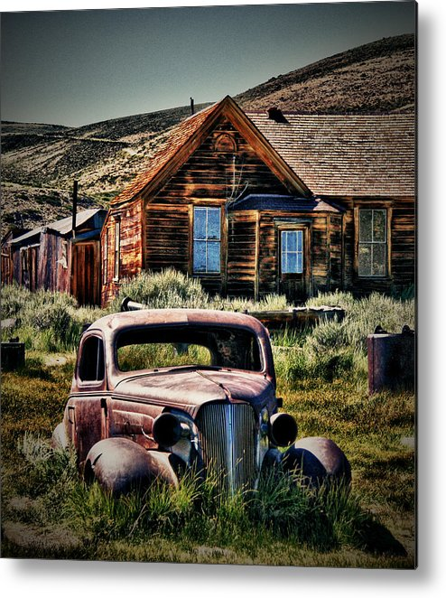 Bodies Finest Digitally Enhanced Metal Print featuring the photograph Bodies Finest 1 by Chris Brannen