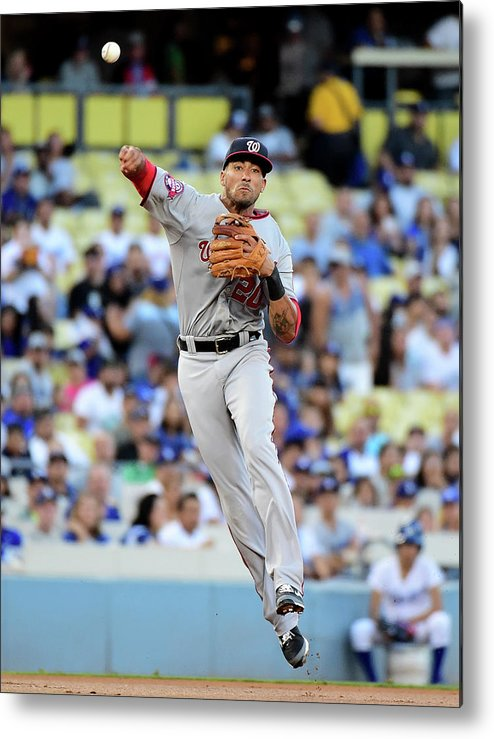 People Metal Print featuring the photograph Ian Desmond by Harry How