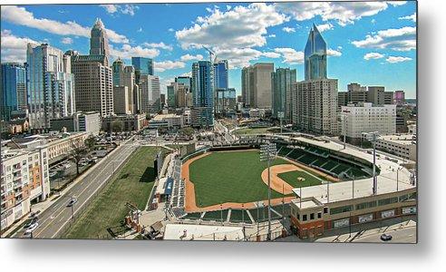 Sunny Day In Charlotte North Carolina by Alex Grichenko