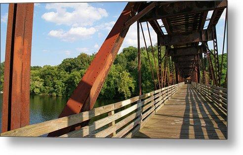 Walking Bridge by Paul Mashburn