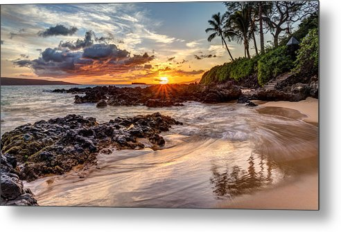 Dramatic Maui Sunset by Pierre Leclerc Photography
