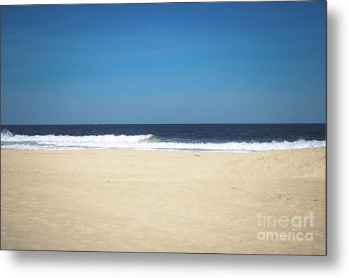 Ocean Waves on the Horizon by Colleen Kammerer