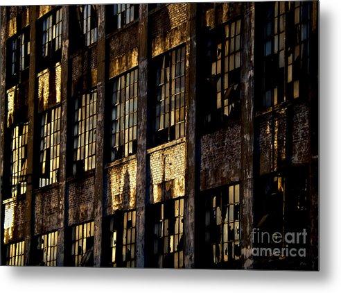 Abandoned Denaturing Plant by James Aiken