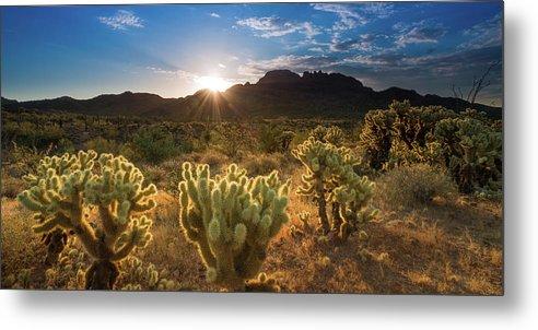 Vulture Peak Sunrise by Mikes Nature