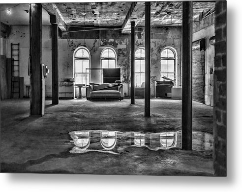 Leaking Reflections by Sharon Popek