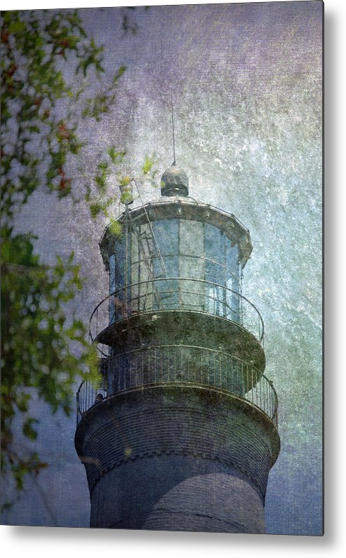 Beacon Metal Print featuring the photograph Beacon Of Hope by Judy Hall-Folde