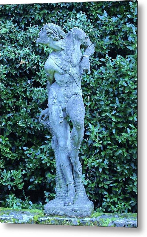 Gardens Metal Print featuring the photograph Boboli Gardens, Florence by Slawek Aniol