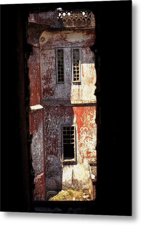Bokor Metal Print featuring the photograph Bokor by Patrick Klauss