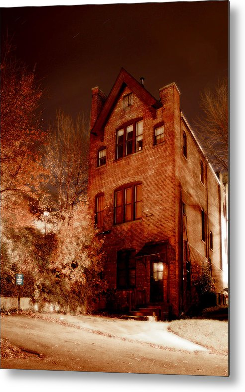 Huntington Metal Print featuring the photograph Sewing School by Michael Simeone