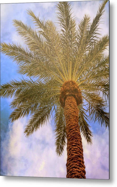 Vegas Metal Print featuring the photograph View From The Pool by JAMART Photography