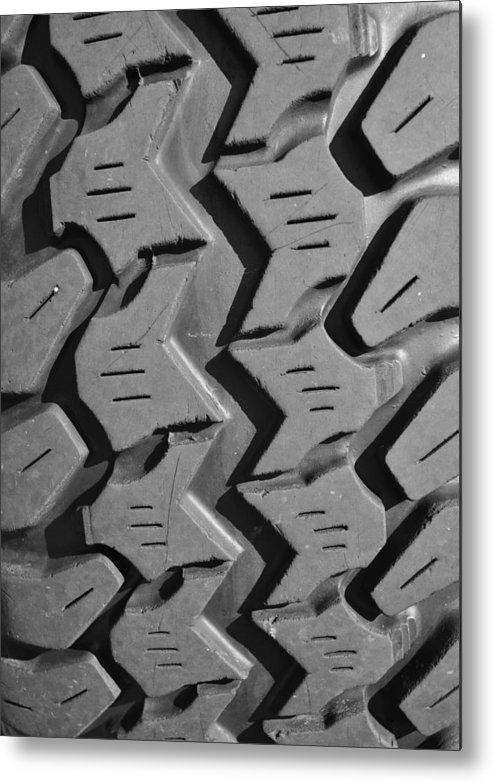 Jeep Metal Print featuring the photograph Tread Blox 1 by Luke Moore