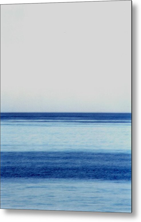 Landscape Metal Print featuring the photograph Vertical Number 14 by Sandra Gottlieb