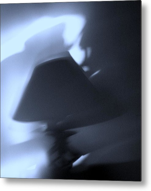 Shadow Metal Print featuring the photograph Shadow by T Campbell
