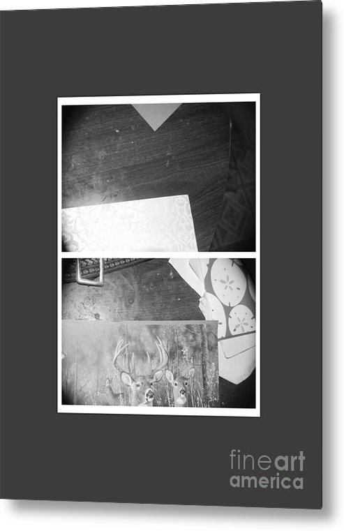 Abstract Metal Print featuring the photograph I Have Dreamed by Alwyn Glasgow